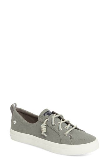 Sperry Crest Vibe Sneaker- Grey