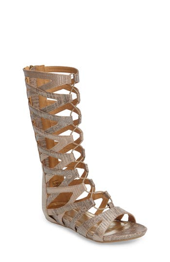 Girl's Kenneth Cole New York Lost Gladiator Sandal