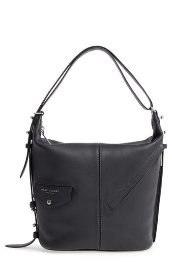 Marc Jacobs The Sling Convertible Leather Hobo - at NORDSTROM.com