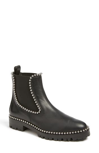 Alexander Wang Spencer Chelsea Boot, Black