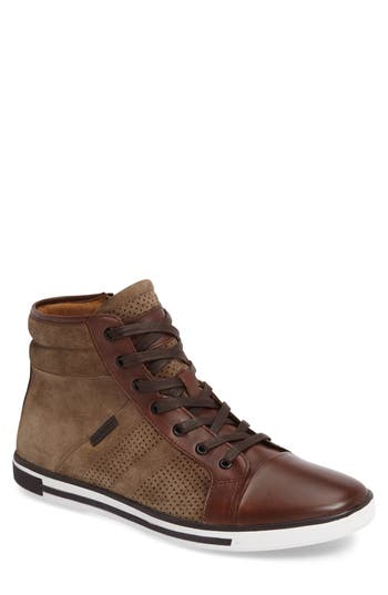 Kenneth Cole New York Initial Point Sneaker, Brown
