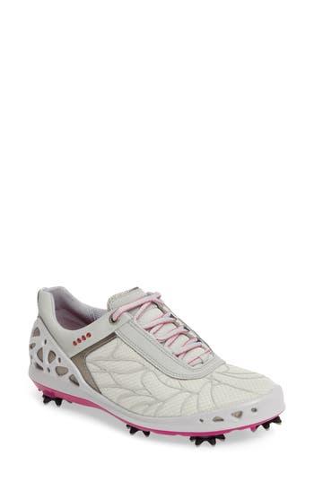 Ecco Cage Evo Golf Shoe, Grey