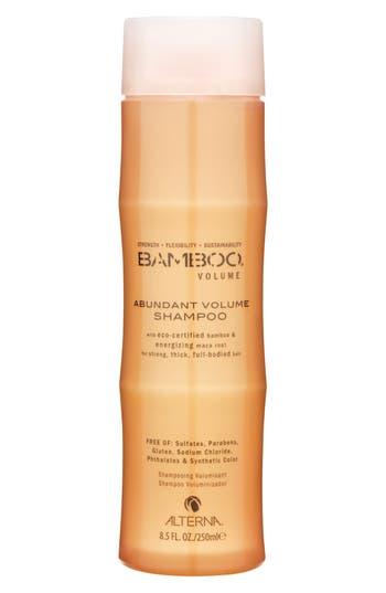 Alterna Bamboo Volume Abundant Volume Shampoo, Size