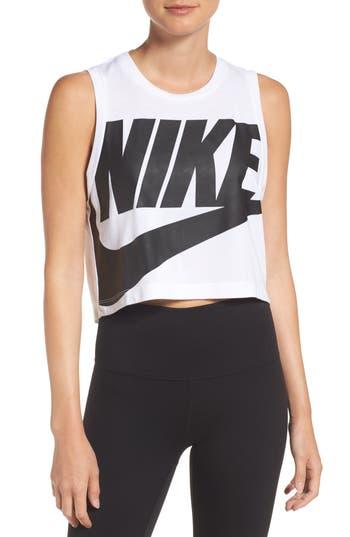 Women's Nike Sportswear Essential Crop Tee