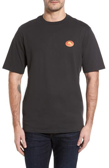 Tommy Bahama Flame & Fortune T-Shirt, Black