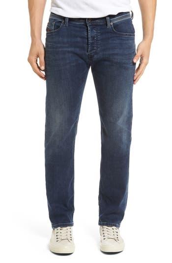 Diesel Waykee Straight Leg Jeans, Blue