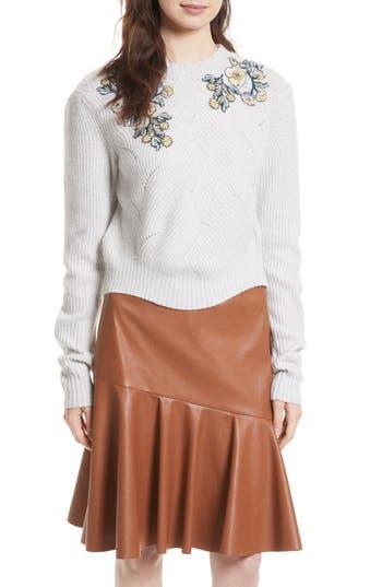 Rebecca Taylor Merino Wool Blend Pullover