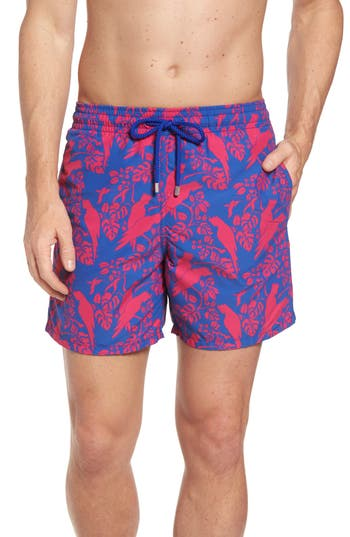 Vilebrequin Moorea Cacatoes Swim Trunks