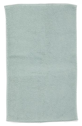 Nordstrom At Home Hydrocotton Bath Mat, Size One Size - Blue/green
