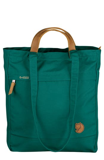 Fjallraven 'Totepack No.1' Water Resistant Tote - Green