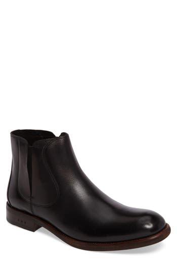 John Varvatos Star Usa Waverley Chelsea Boot, Black