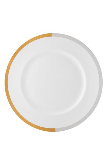 Vera Wang X Wedgwood Castillon Dinner Plate, Size One Size - White