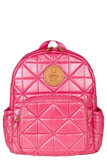 Toddler Twelvelittle Little Companion Backpack - Pink