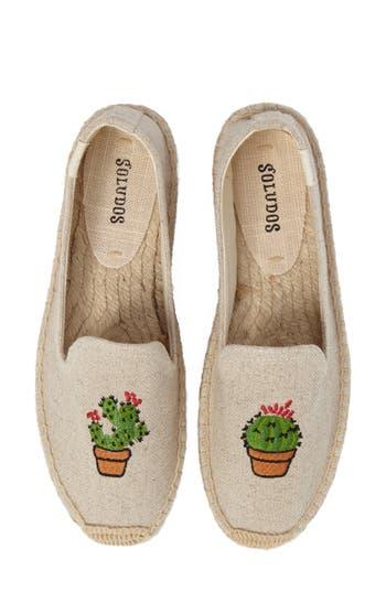 Women's Soludus Cactus Platform Espadrille