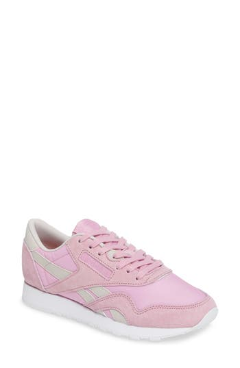 Reebok X Face Stockholm Classic Sneaker, Pink