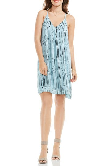 Women's Vince Camuto Electric Lines Slipdress