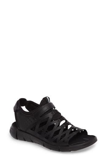 Ecco Intrinsic 2 Sandal, Black