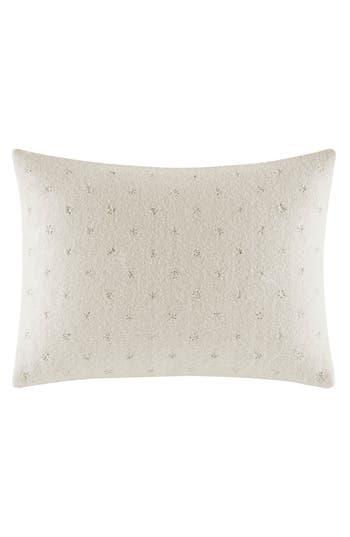 Vera Wang Passementerie Breakfast Accent Pillow, Size One Size - Beige