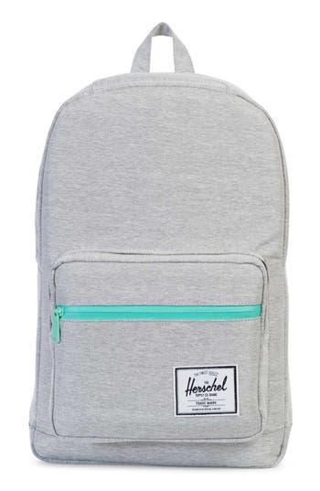 Herschel Supply Co. Pop Quiz Crosshatch Backpack - Grey