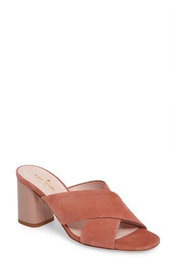 Kate Spade New York Denault Slide Sandal, Yellow