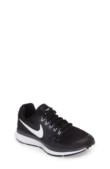 Boy's Nike Zoom Pegasus 34 Sneaker