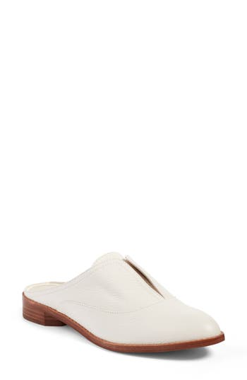 Louise Et Cie Freyda Loafer Mule- White