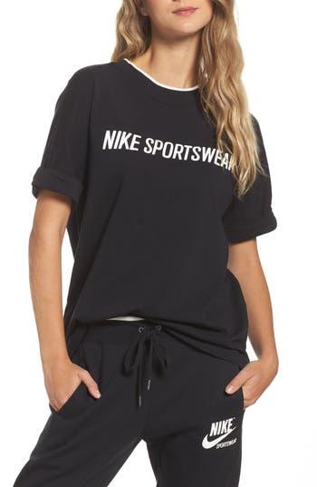 Nike Sportswear Archive Tee, Black
