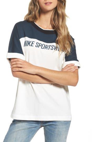 Nike Sportswear Archive Tee, Blue
