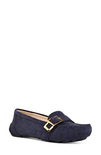 Nine West Blueberry Driving Loafer, Blue