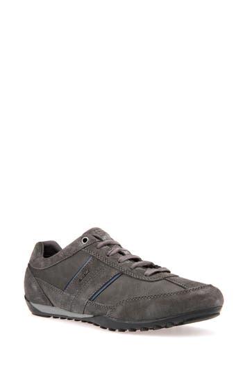 Geox Wells Sneaker, Grey