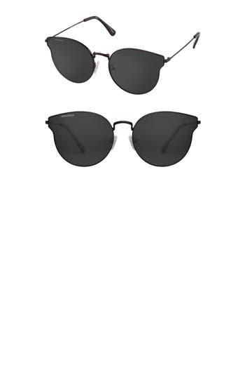 Perverse Kia Sunglasses - Black/ Black