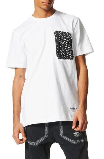 Adidas Originals Nmd T-Shirt, White