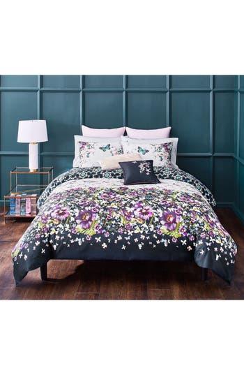 Ted Baker London Entangled Enchantment Comforter & Sham Set, Size King - White