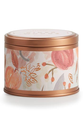 Illume Scented Candle Tin, Size One Size - Metallic