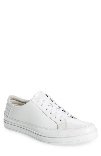 Kenneth Cole New York Stand Sneaker, White