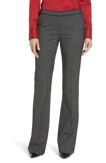 Women's Boss Tulea Stretch Wool Suit Trousers