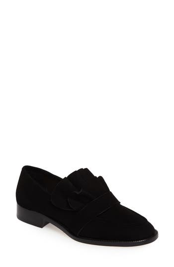 Pour La Victoire Tenley Ruffled Loafer