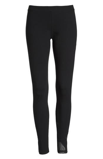 Adidas Originals Eqt Asymmetrical Leggings, Black