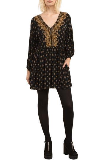 Volcom Champain Trail Dress, Black