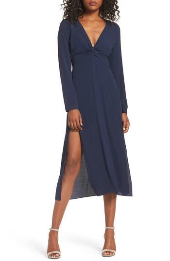 Bardot Milly Midi Dress, Blue