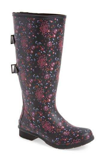 Chooka Versa Rain Boot, Black