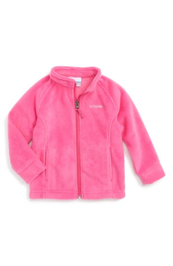 Infant Girls Columbia Benton Springs Fleece Jacket