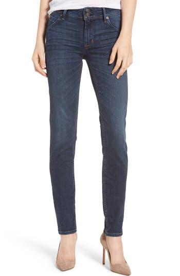 Hudson Jeans Collin Skinny Jeans, 7 - Blue