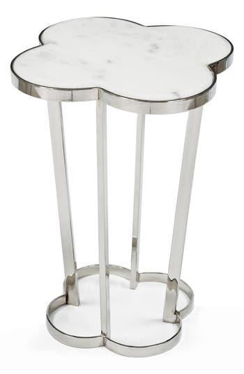 Regina Andrew Clover Table, Size One Size - Metallic