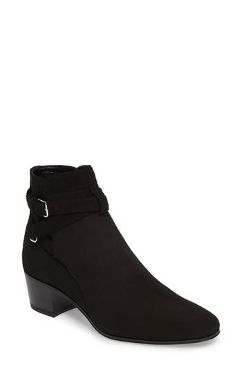 Saint Laurent Bootie, Black