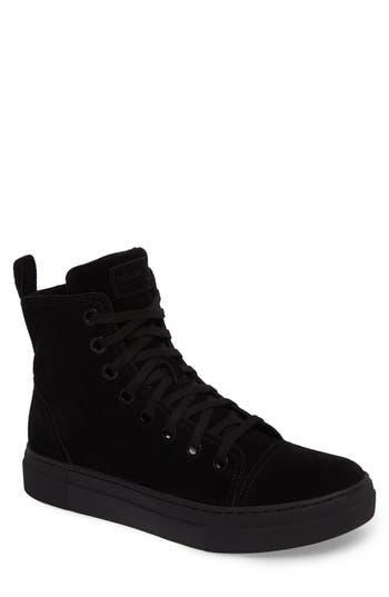 Steve Madden Ormisten Sneaker, Black
