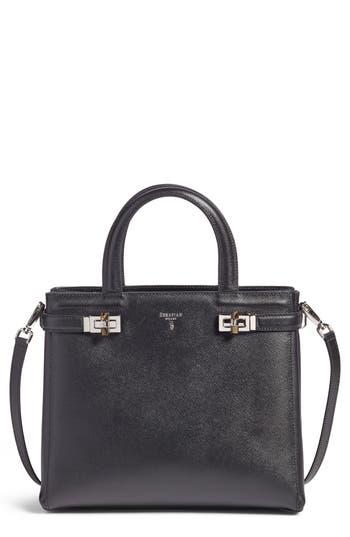 Serapian Milano Small Meline Evolution Leather Bag -