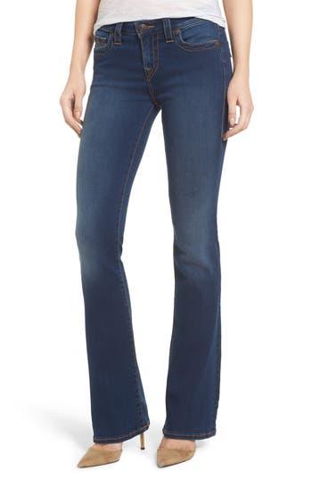 True Religion Brand Jeans Becca Bootcut Jeans, Blue