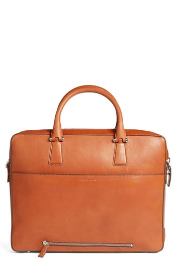 Cole Haan Washington Grand Briefcase - Brown