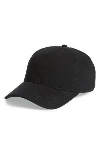Lacoste Croc Cotton Baseball Cap